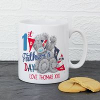 Personalised Me to You 1st Fathers Day Mug - dad / daddy